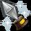 TS4 silver plumbob trophy icon
