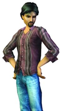 Дон Лотарио (The Sims 2 на консолях)