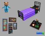 Les Sims 4 Être parents Concept Lauren Neel 8