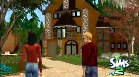 The Sims 2 Путешествия - видеоролик