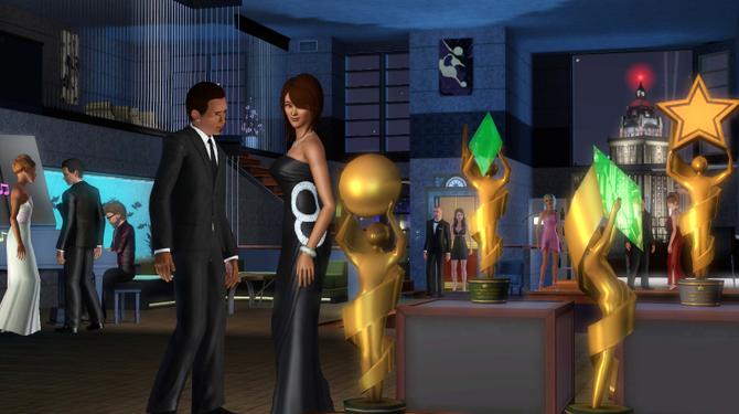 Fama Los Sims 3