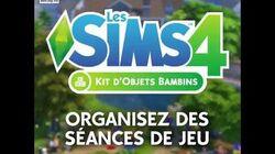 Les Sims 4 Bambins - Clip Gameplay