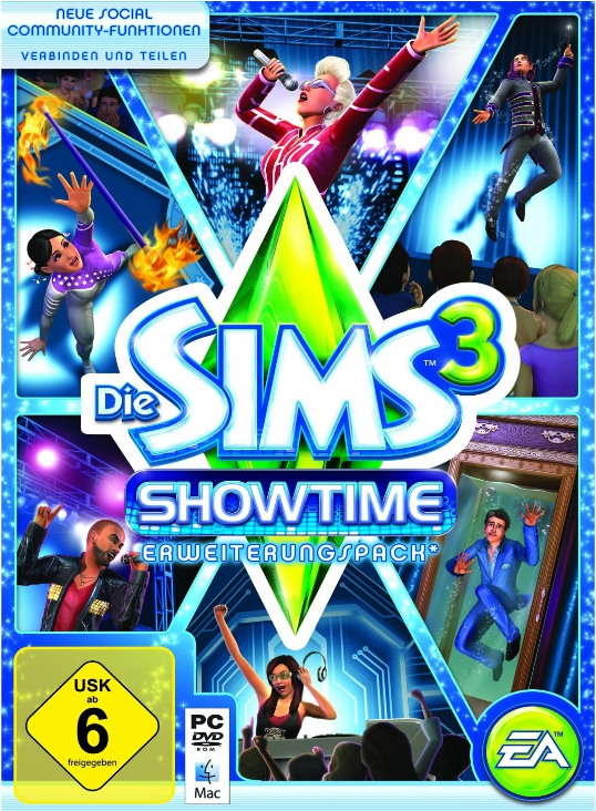 Die Sims 3 Showtime Sims Wiki Fandom Powered By Wikia