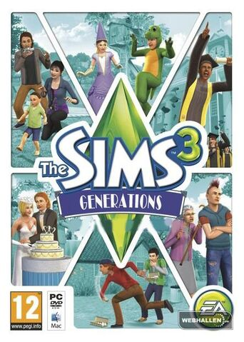 File:The Sims 3 Generations-Possible Box Art.jpg