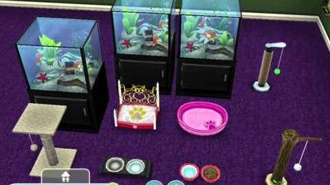 The Sims FreePlay - The Social Update - Cats