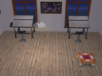 Architecture The Sims Wiki Fandom