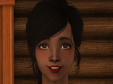 Kathryn Sampson - Strangetown Bella Goth (PV CrazeSim)
