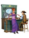 Les Sims 3 Cinéma Render 02