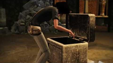 "Les Sims 3 Destination Aventure - Nelly Furtado ""Manos Al Aire"""