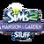 The Sims 2 Mansion & Garden Stuff Logo