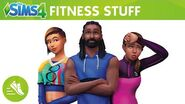 The Sims 4 Fitness Stuff Official Trailer