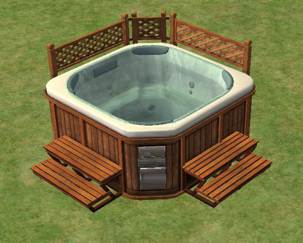 Hot tub | The Sims Wiki | FANDOM powered by Wikia
