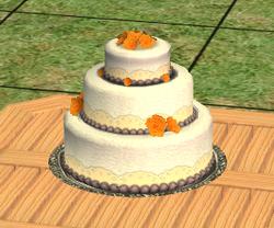 Decadent Biddlebop Cake