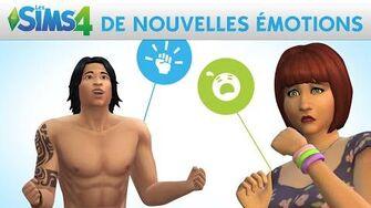 Les Sims 4 – De nouvelles émotions