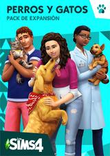Los Sims 4: Perros y Gatos