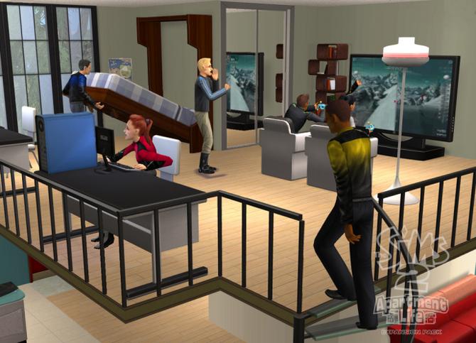 Sims2CompartenPiso Pagecover