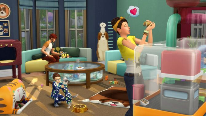 Sims4 mi primera mascota 1