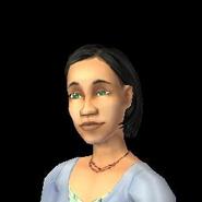 Steffi Royce in-game