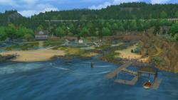 Cavalier Cove beach