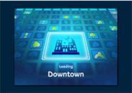 Downtown Loading Screen