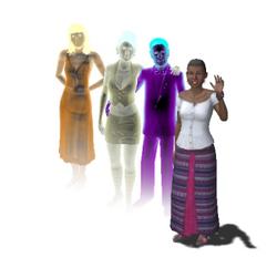 Liste de japonais datant Sims