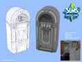 Les Sims 3 Showtime Concept art 23