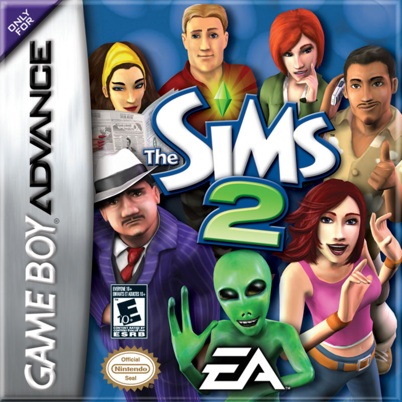 The Sims 2 (GBA) | The Sims Wiki | FANDOM powered by Wikia
