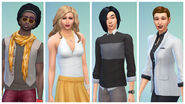 The Sims 4 Gender Update Screenshot