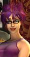 (TS2) Unused Punk Streak Meg Hair 02