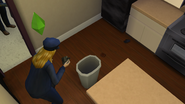 11. Jackie Collects Left Behind Evidence