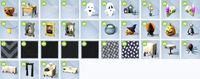 Contenu Les Sims 4 Accessoires Effrayants 2