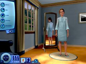 Créer un Sim (Les Sims 3)