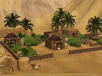 Fin del desierto