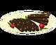 Шоколадные сухарики