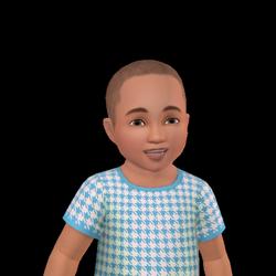 Antonio Monty (Les Sims 3)