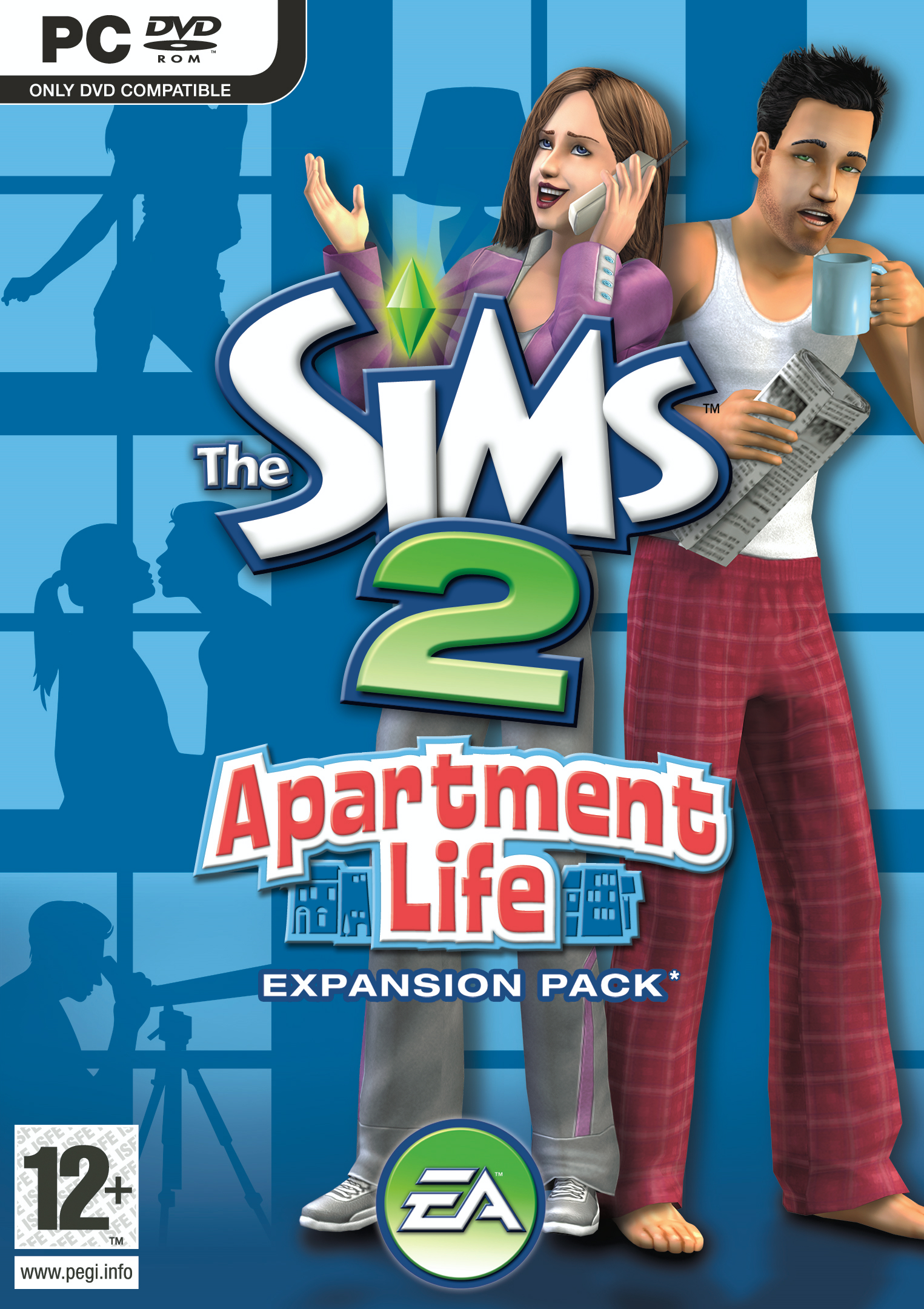 File:The Sims 2 Apartment Life Cover.jpg