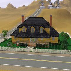 Casa Pérez Versión de Luis Simspedia