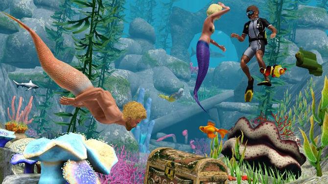 Island Paradise Mermaids