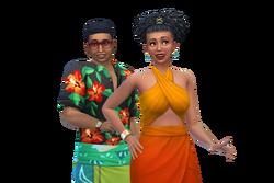 Kahananui family