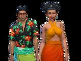 Семья Каханануи