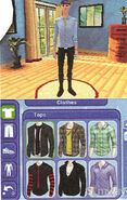 Les Sims 3 NDS 01