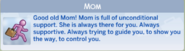 Mom Landgraab - TS4 Career Caption