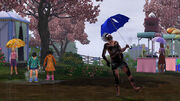 TS3Seasons rain umbrella