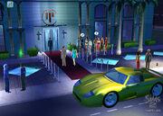 The Sims 2 Nightlife Screenshot 03