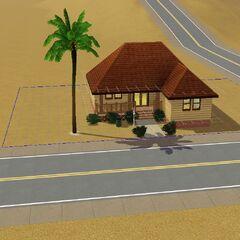 Este es una casa desocupada, la usare para poner aquí a la unidad domestica Soltería