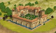 Champs Les Sims Castle