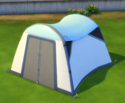 Easy Camper Tent