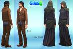 Les Sims 4 Concept Ehren Tye 1