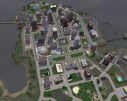Top View of Bridgeport Central