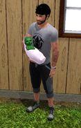 Végébébé Les Sims 3